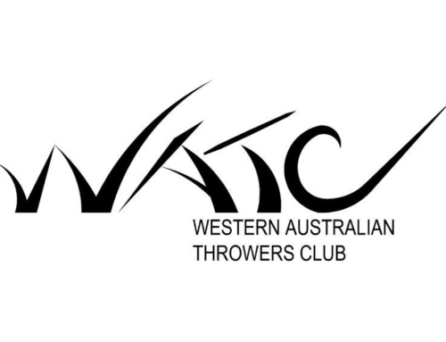 WA Throwers Club Membership Is Now Open