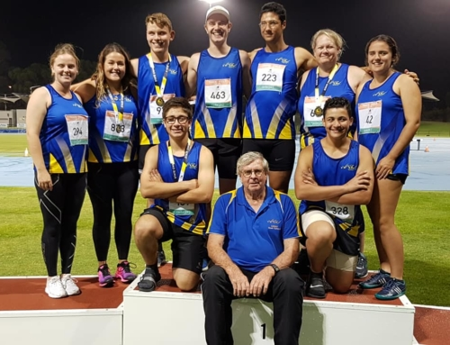 WATC collects a record medal haul at WA Athletics States Championships